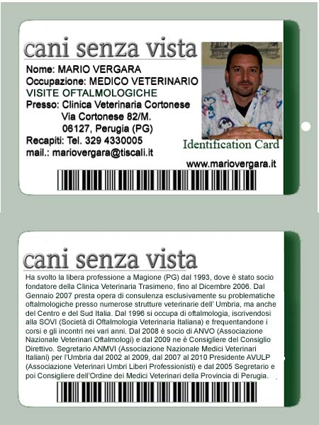Mario vergara, oftalmologo veterinario